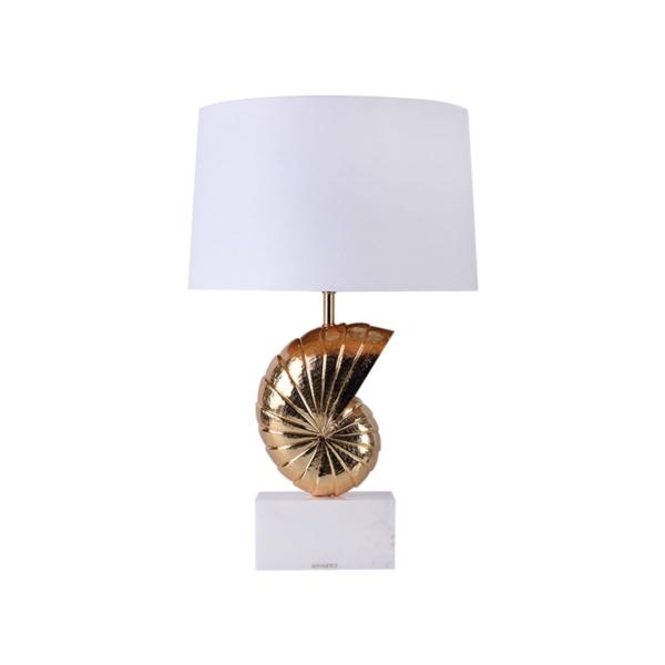 Nautilus Lamp Shade Kismetce
